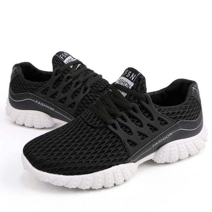 Léger Chaussures De BLLT Homme Ultra Basket Populaire XZ129Noir41 Sport qwz6xEC