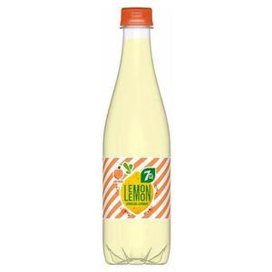 Soda - Thé glacé 7up - 7up Lemon Pêche Blanche 50cl (pack de 6)