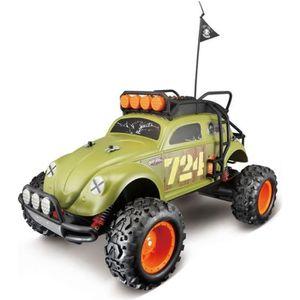 MAISTO TECH RC Desert Rebels Véhicule radiocommandé Volkswagen Beetle buggy 1951 - Batteries incluses