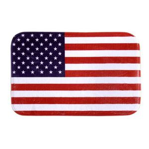 tapis drapeau americain achat vente tapis drapeau americain pas cher soldes d s le 10. Black Bedroom Furniture Sets. Home Design Ideas