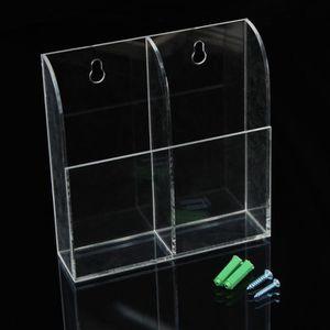 Lot De 50 Botes En Plastique Transparent Pour Cartes Visite 95 X 60 Mm