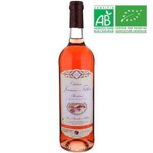 VIN ROUGE Joumes Fillon 2013 Bordeaux - Vin rosé de Bordeaux