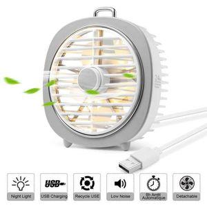 VENTILATEUR Ventilateur USB Silencieux Puissant 4W,Mini Ventil
