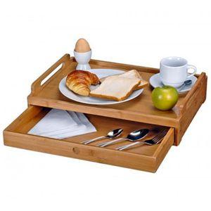 plateau petit dejeuner au lit achat vente plateau. Black Bedroom Furniture Sets. Home Design Ideas