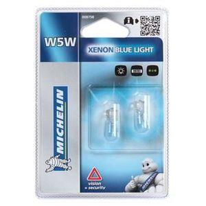PHARES - OPTIQUES MICHELIN Blue Light 2 W5W 12V