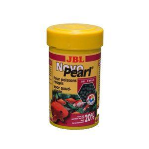 EXTRUDÉ - EN GRANULÉ JBL Nourriture en perles Novopearl - Pour poisson