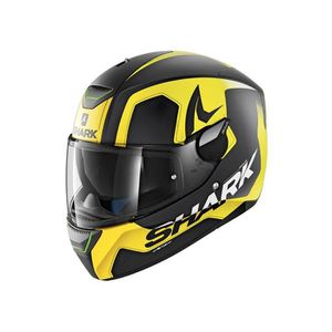 167319 Shark Casque Skwal Trion Mat Black Yellow Yellow Achat