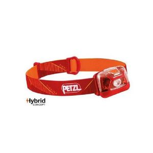 LAMPE FRONTALE MULTISPORT PETZL Lampe Frontale Tikkina 2017 Rouge