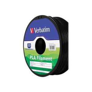 FIL POUR IMPRIMANTE 3D VERBATIM Cartouche de filament PLA - 1,75 mm - Arg
