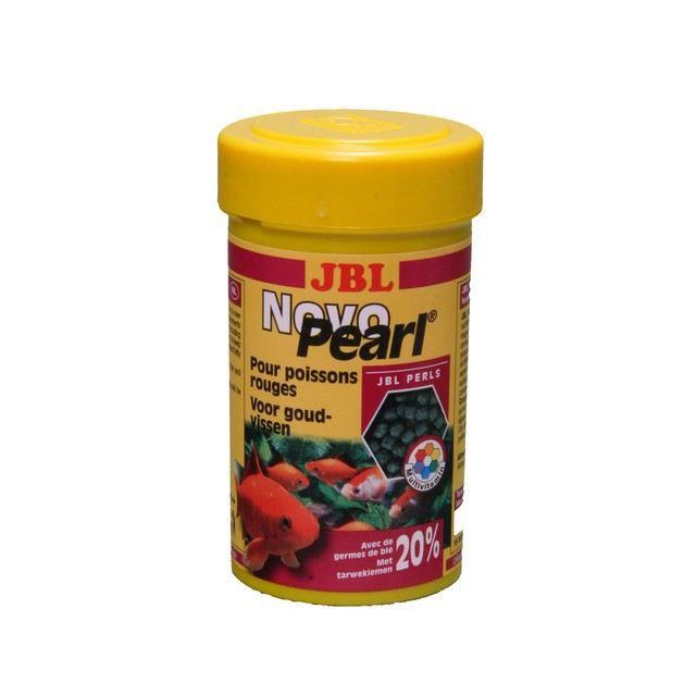 JBL Nourriture en perles Novopearl - Pour poisson rouge - 100ml