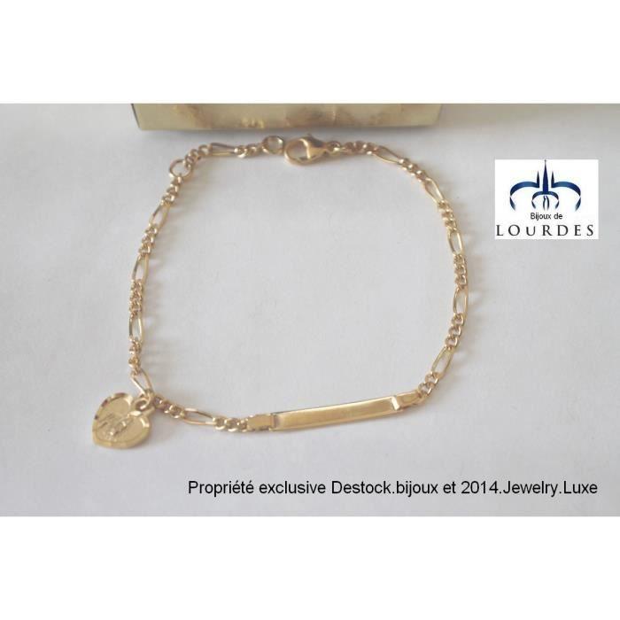 Bracelet bebe grave