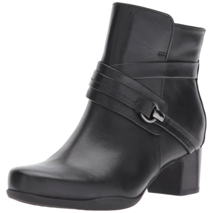 Clarks Women's Rosalyn Page Ankle Bootie PDAIP Taille 37