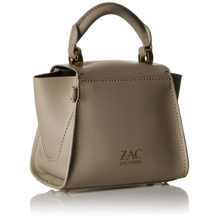 Zac Zac Posen Eartha Iconic Top-poignée Mini Cross-corps sac SLGZB