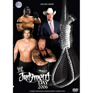 DVD DOCUMENTAIRE DVD Judgment day 2006