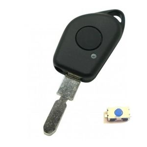 99111a8d054d BOITIER - COQUE DE CLÉ Coque Clé TCoque clé plip Peugeot PSA 1 bouton 106