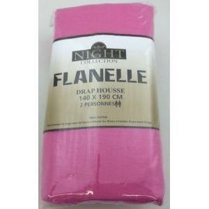 flanelle drap housse DRAP HOUSSE 140X190 CM CIEL FLANELLE UNI   Achat / Vente drap  flanelle drap housse