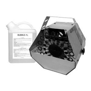 MACHINE À BULLES BOOST - Pack machine bulles + liquide