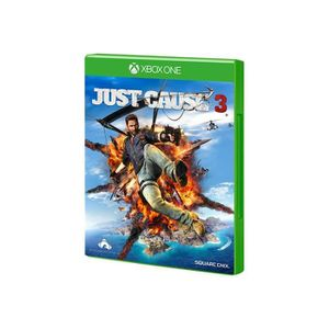 JEU XBOX ONE Just Cause 3 Xbox One anglais, allemand