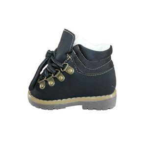 BOTTINE chaussure boots fourrées noire