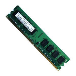 MÉMOIRE RAM Mémoire vive DDR2 Samsung  1Go PC2-6400U Occasion