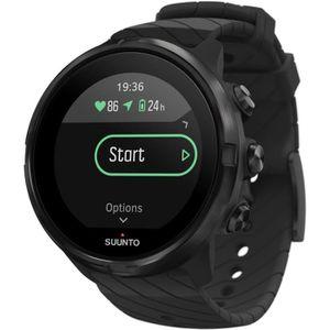 MONTRE OUTDOOR - MONTRE MARINE Montre sport GPS SUUNTO S9 All Black