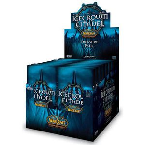 CARTE A COLLECTIONNER World of Warcraft JCC - Icecrown Citadel: Treasure