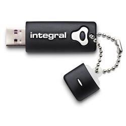 Integral clé USB Splash 16Go Noir