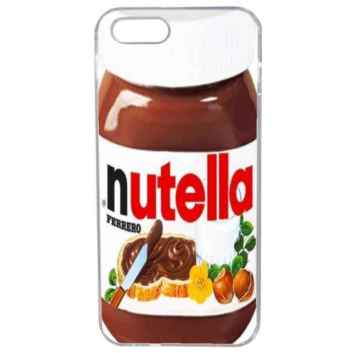 coque iphone 5 nutella