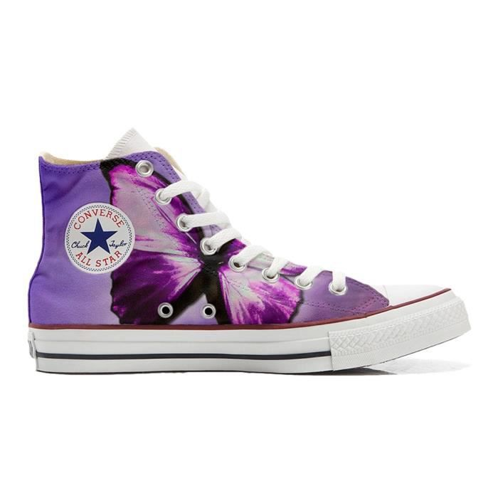 CONVERSE ALL STAR LIMITED BADGE THE WHO ROCK Bleu Achat