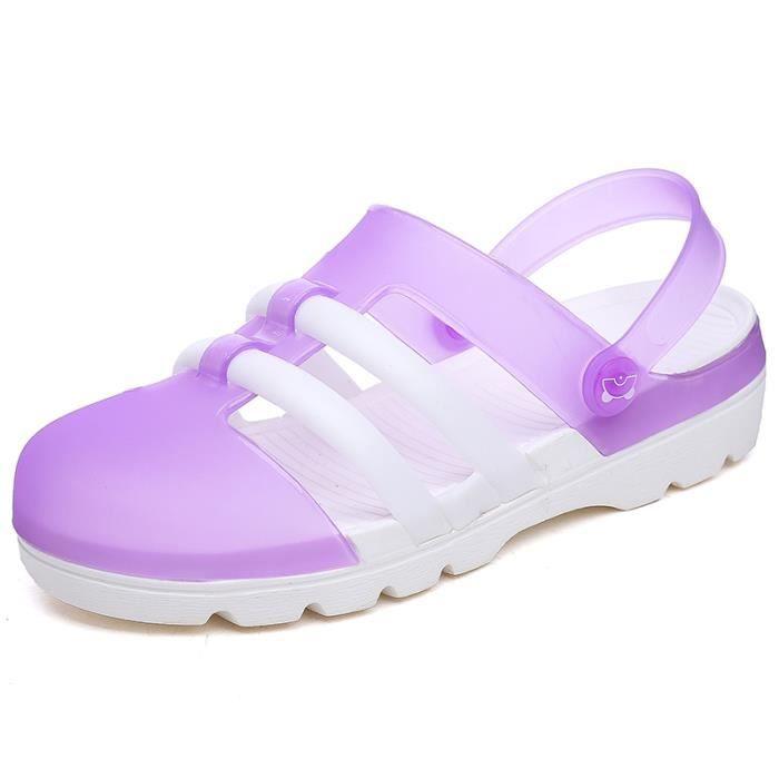 Chaussure d'Eau Chaussure Femme d'ete Sandale wqEvZFtE4