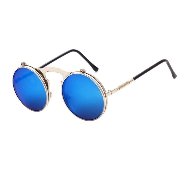 femmes hommes bleu de Lunettes pour réfléchissantes soleil et TnxvI4Yq1 ... bbb3d7044dde