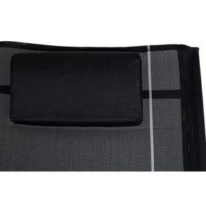 chaise longue transat achat vente chaise longue transat pas cher soldes d s le 10. Black Bedroom Furniture Sets. Home Design Ideas