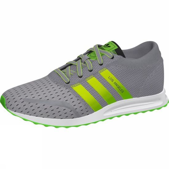 quality design db7a8 71542 ADIDAS LOS ANGELES S79033 MODA HOMME Blanc - Achat  Vente chaussures  multisport - Cdiscount
