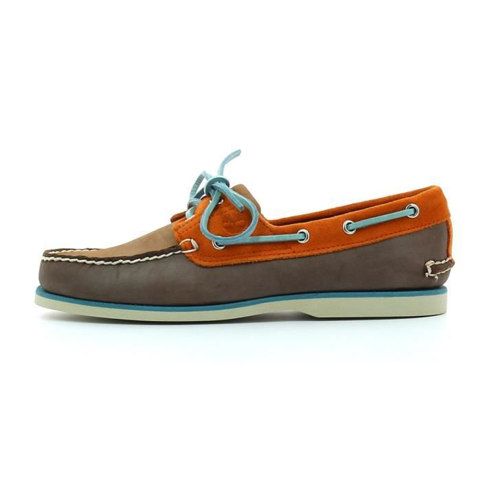 Chaussure de ville basse Timberland Classic boat 2
