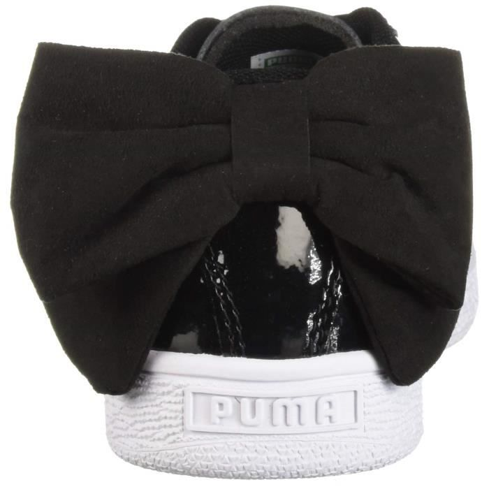 Taille Women's Basket Sneaker 39 Puma Bow C34sl 8nk0wOP