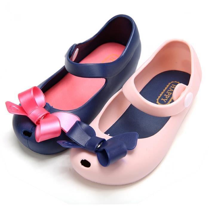 Mode fille enfant sandale Chaussures de gelée c... 5OPHKEkz