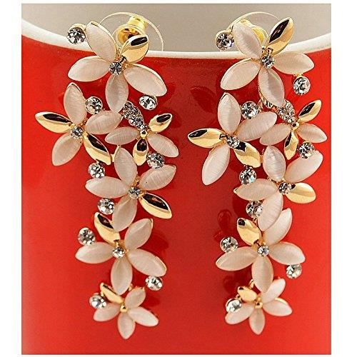Womens Luxuria Limited Edition Alloy Drop Earring VI6HJ