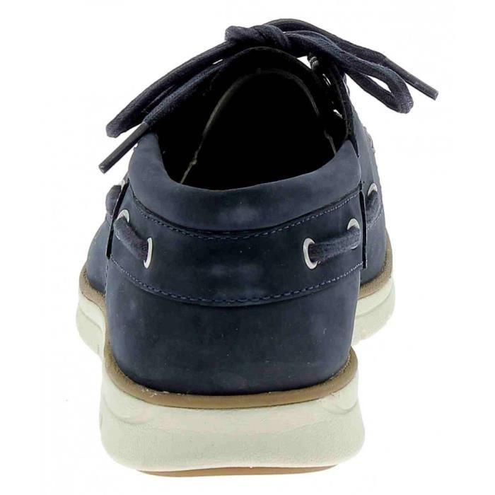 TIMBERLAND - Timberland Bradstreet 3 Eye ChaussuresHomme Bleu 4cuQ2FCRS