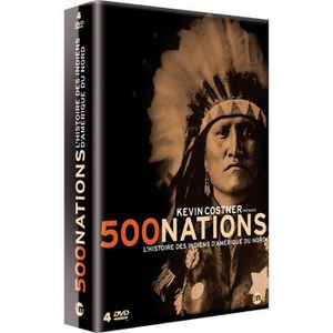 DVD DOCUMENTAIRE 500 nations