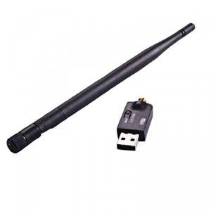 CARTE RÉSEAU   5db Antenne Wifi 300 Mbps Usb Wi - Fi Adaptateur