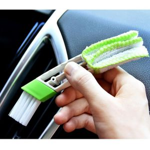 PIÈCE CHAUFFAGE CLIM Car Vent climatise aveugle Cleaner Clavier Double