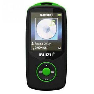 LECTEUR MP3 RUIZU X06 Bluetooth mp4 lecteur 8 GB 100 heures de