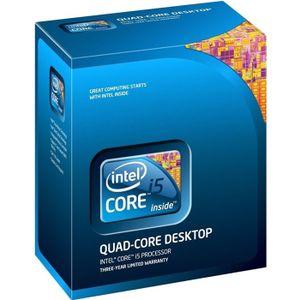 PROCESSEUR Intel Core i5 760 Lynnfield Quad Core