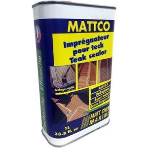 ENTRETIEN DU PONT MATT CHEM Imprégnateur pour Teck Mattco 1L