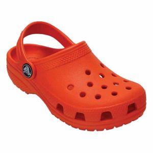 Crocs Crocband II.5Enfants Clogs Chaussures Sandales en Raspberry RougeBlanc & Bleu 12837 639 [Child 12-13] 4T3f2sONL