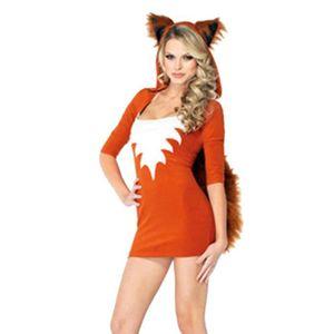 DÉGUISEMENT - PANOPLIE Femme Halloween Costume pour Fête Spectacle