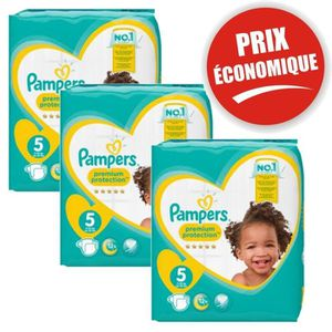 COUCHE Giga Pack 120 Couches Pampers New Baby - Premium P
