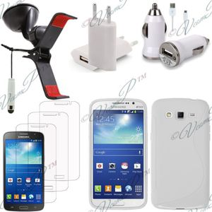 ACCESSOIRES SMARTPHONE Accessoires silicone gel Pour Samsung Galaxy Grand