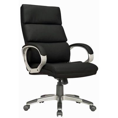 FAUTEUIL DE BUREAU SQUARE NOIR Achat Vente chaise de bureau