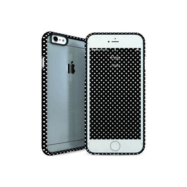 I-PAINT Coque iPhone 6/6S - Pois